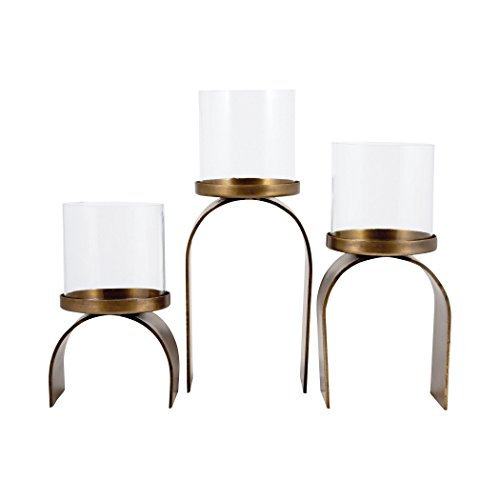 Traditional Décor Collection Arch Set of 3 Lighting