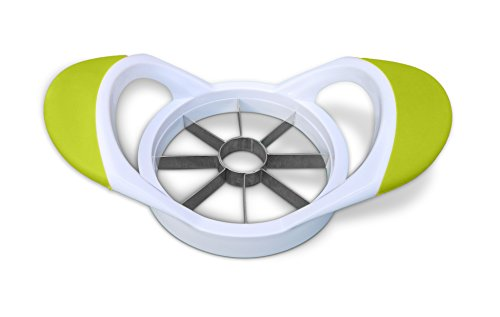 Premium Apple Slicer Corer - 100% Non-Magnetic Stainless...