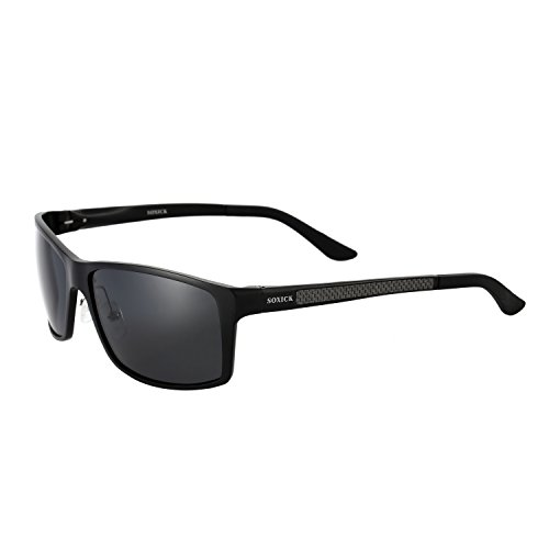 SOXICK Polarized Sunglasses For Men Women UV 400 Protection Fashion Sports Driving - Eyes For Good Your Are Sunglasses Polarized