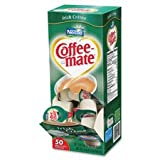 Liquid Coffee Creamer, 50/BX, Irish Creme, Sold as