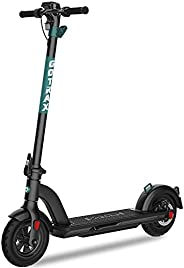GOTRAX GMAX Ultra Foldable Electric Scooter, LG Large Battery 36V/17.5Ah Up to 45 Miles Long-Range, Powerful 3
