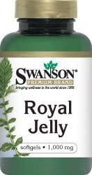 Royal Jelly 1,000 mg 100 Sgels by Swanson Premium