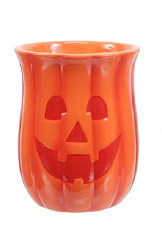 Halloween Cozy Hand Mug Ceramic (Pumpkin)