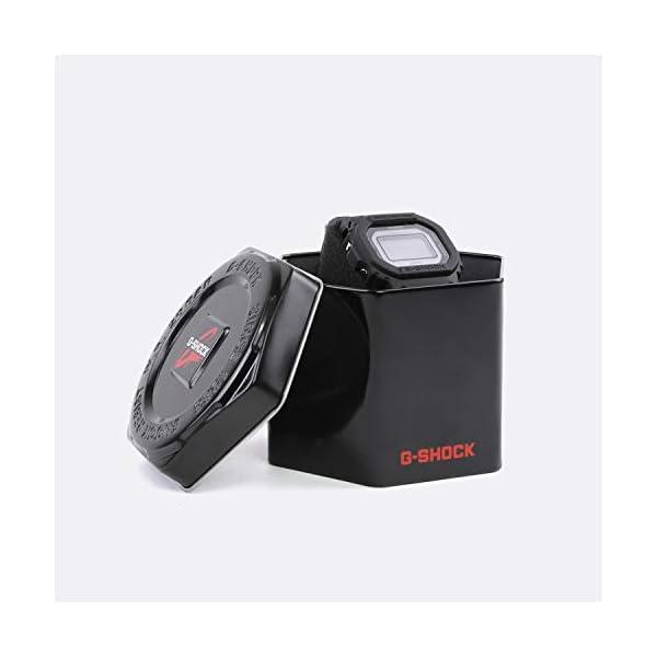 Casio Reloj Digital para Hombre de Cuarzo con Correa en Resina GW-B5600BC-1BER 7