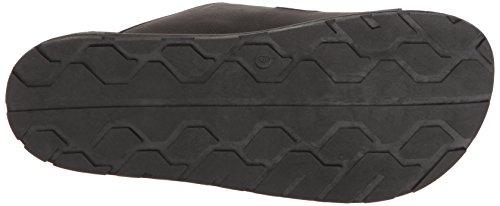 Appelez-le Printemps Hommes Carpignone Diapositive Sandale Noir Synthétique