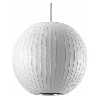 George Nelson Bubble Lamps Ball Lamp - Ceiling Pendant Fixtures ...