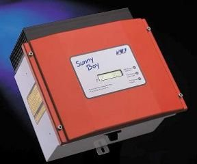 (SMA 700W Inverter LCD RED LID - SMASB700USBD)