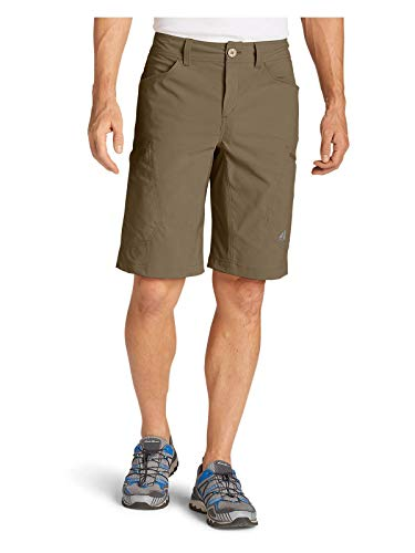 Buddha Guides (Eddie Bauer Men's Guide Pro Shorts, Saddle Regular 40)