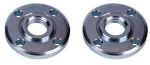 5/8''-11 Adapting Nut(For 4-1/2'' and 5'' Angle Grinders)2Ct