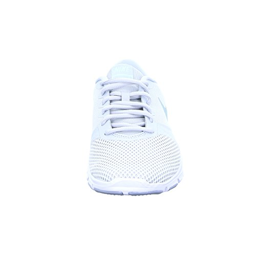 Wmns Grey Flex Tr Pure Platinum Nike Donna Sportive Essential Scarpe igloo Wolf Indoor dSRPxqwg