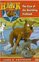 book cover of The Case of the Vanishing Fishhook