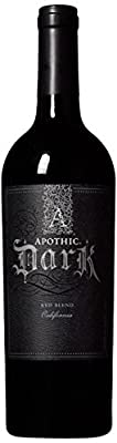 2015 Apothic California Dark 750mL by Apothic