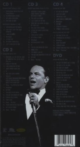 Sinatra: New York (4 CD/1 DVD) by Rhino Records