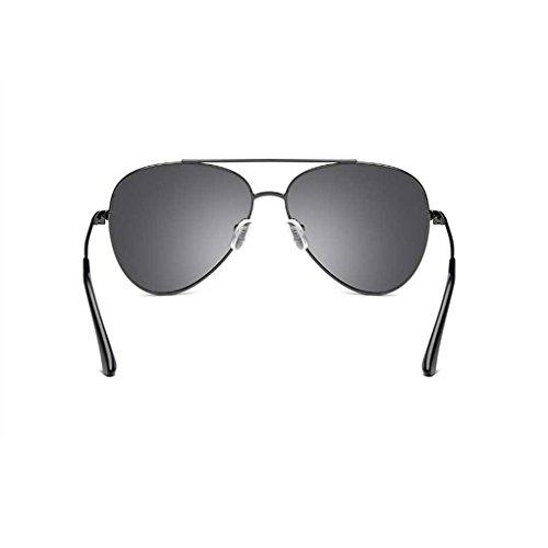 Hommes Pilot Mengonee lunettes soleil conduite Lunettes de Frame Lunettes de polarisants 2 cool classique de Coolsir Metal Lunettes soleil rw5SqrX