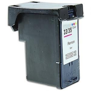 Cartucho de tinta Compatible para impresora Lexmark X3315 3315-X ...