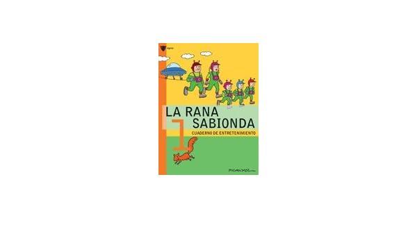 La rana sabionda 1: Picanyol: 9788424641948: Amazon.com: Books