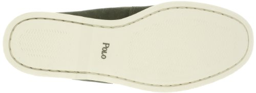 Polo Ralph Lauren Mens Bienne Sneaker Palude / Tan