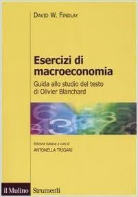 Findlay Esercizi Di Macroeconomia Pdf