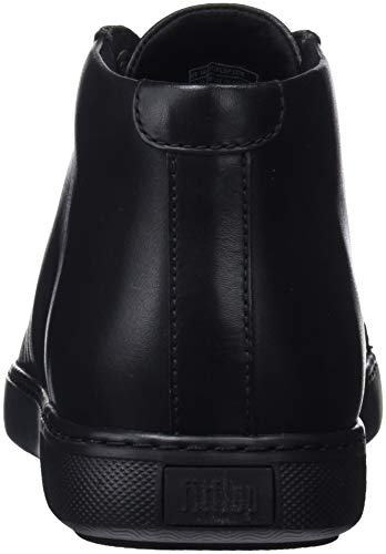 Black Leather Tumbled Andor FitFlop Baskets Femme 001 Noir xRSYEwzEq