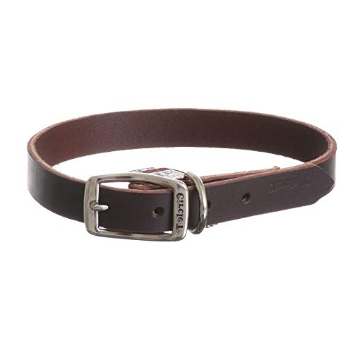 Circle T Latigo Leather Town Collar - 20 Long x 3/4 Wide (21 Pack) by Circle T Leather (Image #1)