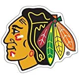 Officially Licensed NFL Chicago Blackhawks 6-INCH Car Magnet