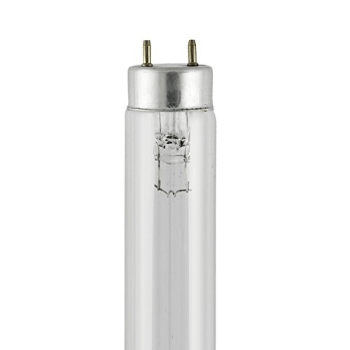 G10T8 10-Watt Germicidal Tube - Watts: 10W, Type: T8 Germicidal UV Bulb
