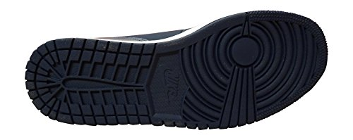 Nike Air Jordan Exécutif Hommes Salut Top Basketball Formateurs 820240 Sneakers Chaussures (us 10, Bleu Nuit Marine 401)