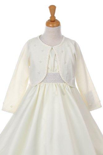 formal beaded jacket dress - 5