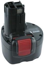 2100mAh Batterie type BOSCH 2 607 335 014 12.0V Ni-MH
