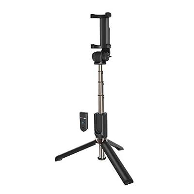 BlitzWolf Extendable Selfie Stick Tripod with Wireless Remote