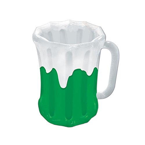 Beistle Party Decoration Inflatable Beer Mug Cooler 18