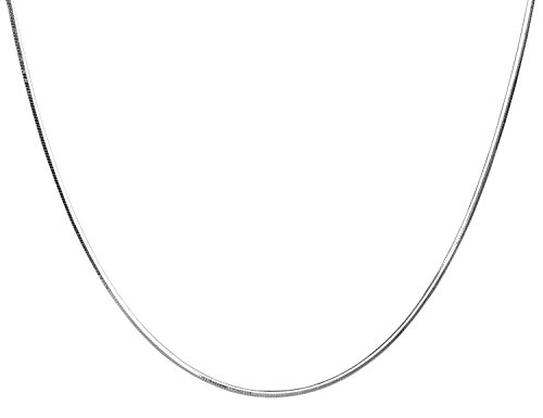 Sterling Silver Snake Chain Necklace (14