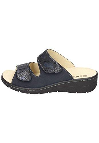 Dr. Brinkmann Femmes Chaussures Plantaires Bleu Marine / Marine Bleu