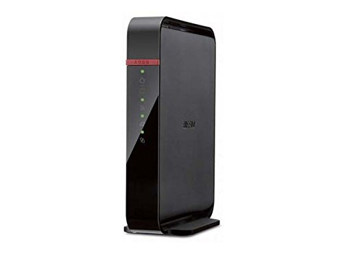 (Buffalo AirStation AC1200 Dual Band Gigabit Wireless Router (WHR-1166D) )