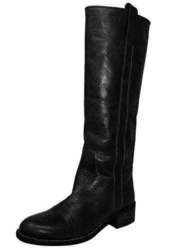 Woman Boots Campero El Black Camperos SnxFzwIfqZ