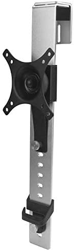 StarTech.com Monitor Mount – Supports Monitors up to 30 – Cubicle Wall Monitor Hanger – VESA Mount – Monitor Arm ARMCBCL