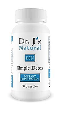 Dr Js Natural Simple Detox - 28 Day Liver Detox Cleanse