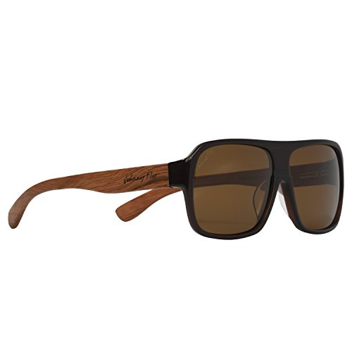 Johnny Fly Bomber Redwood - Sunglasses Johnny