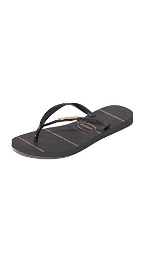 havaianas-womens-slim-logo-metallic-fine-lines-flip-flops