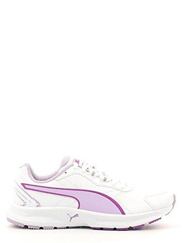 Tamanho 37½ Branco Meninas Bianco Sapatos Gymnastics Puma YvwOqPIq