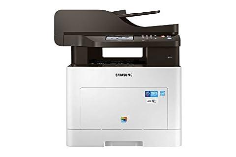 Samsung Electronics SL-C3060FW Wireless Color Printer with Scanner, Copier & Fax, Amazon Dash Replenishment (Laser Printer Copier Fax Scanner)