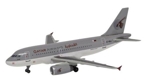 Dragon 1 400 A319 Qatar Airways  Japan Import  By Gulliver