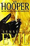 Front cover for the book Sense of Evil by Kay Hooper