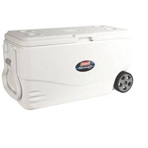 Coleman 100 qt Xtreme 5-Wheeled Cooler