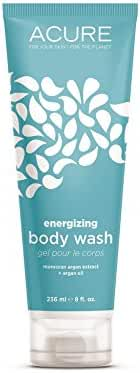 ACURE Energizing Body Wash, 8 Ounce