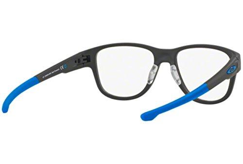 Adulto transparent Unisex Ox8094 6 Gris Oakley De Monturas Gafas grau Pavement Satin qxXRU8B
