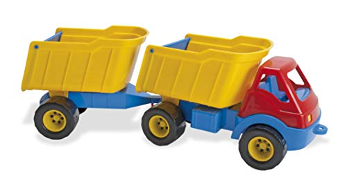 American Educational Products DT-2282 Truck and Trailer Activity Set, 6.63