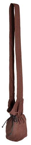 Marron médiévale Beige Bleu en Sac Vert Rouge Noir à HEMAD coton bandoulière Marron Sac S HwfwU8qWP