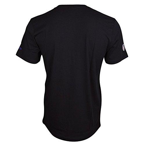 Team Una blk Logo era Adulto nuova Tambuc Nero shirt Unisex Ne96196fa14 T ttT4fSxq