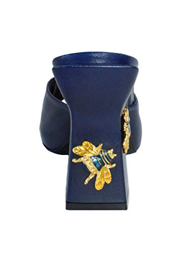 Zoccoli Navy Internationalbrandsdiffusion Blue 39 Donna twvq08